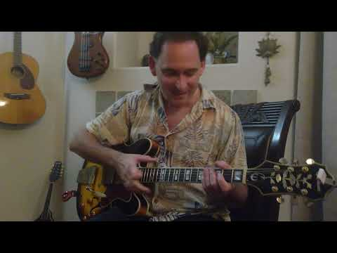 Johnny Burgin - Two Minute Chicago Blues Lesson