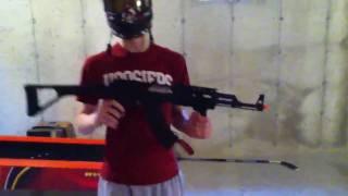Ak47 Kalashnikov Accuracy Test