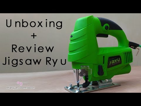 Unboxing + Review Jigsaw Ryu RJS 65E