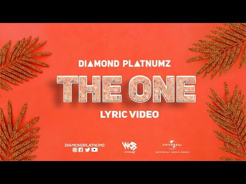 Diamond Platnumz - The One (Lyric Video)