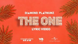 Diamond Platnumz   The One (Lyric Video)