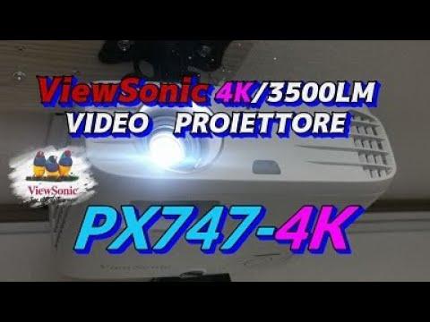 【感動】ViewSonic 4K PX747-4K