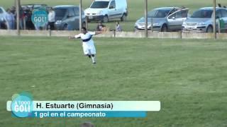 preview picture of video 'Show de goles, fecha 2, liga Necochea de futbol'