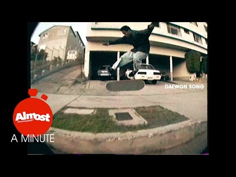 Almost A Minute EP 4 Daewon Song 90's Throw Back