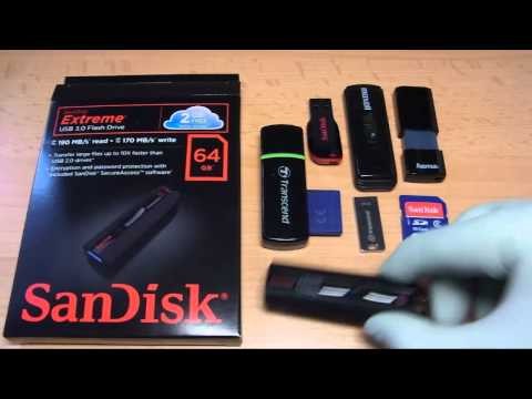 SanDisk Cruzer Extreme USB 3.0 64GB