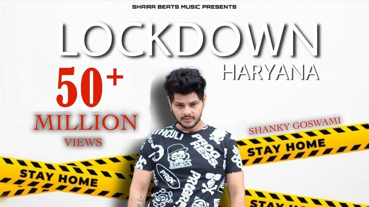 Lockdown lyrics By Shanky Goswami - Vikram Pannu