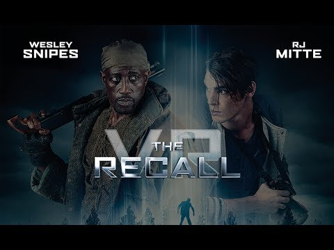 The Recall VR Abduction : Official VR Movie