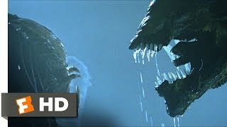 AVP: Alien Vs. Predator (2004)   Battling The Queen Scene (45) | Movieclips