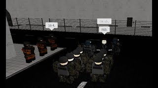S.C.P. Roleplay - Joint MTF Patrol & CI Execution | 04/20/2019
