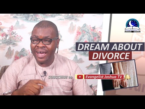DREAM ABOUT DIVORCE - Biblical Meaning of Divorce