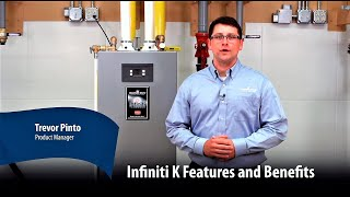 Watch Bradford White Infiniti™ K Series Tankless Water Heaters - Consistent Water Temps w/ No Buffer Tank
