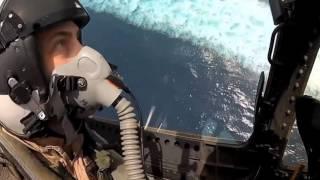 Combat Fighter Jets Cockpit view Compilation