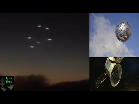 FLEET Of ET UFOs Materialize On VIDEO & NASA's TESS Satellite Makes A HUGE Discovery! 9/26/2018