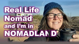 Insider Nomadland Review: I'm in the Movie and a Full Time NOMAD   *SPOILERS*
