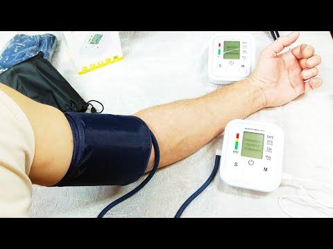 Автоматический цифровой тонометр артериального давления Saint Health