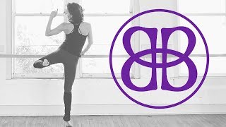 BodyBarre Attitude!! Lower Body Barre Workout with Paige by BODYBARRE