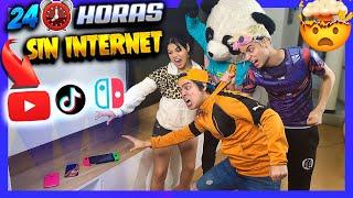 24 HORAS SIN TECNOLOGÍA (El último en usar Internet gana 10,000$) - Yolo Aventuras