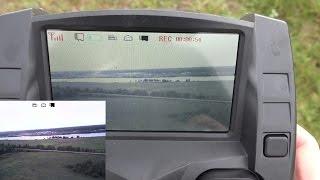 Бюджетный FPV квадрокоптер JJRC H25G