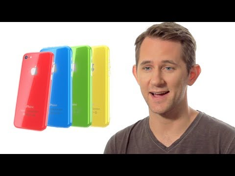 Así se inspiró Apple en el diseño iPhone 5C explicado en un video