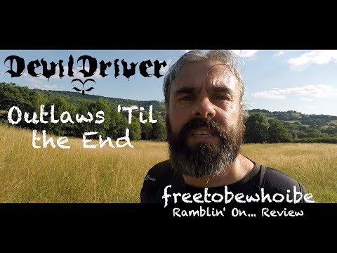 DevilDriver – Outlaws 'Til the End Vol. 1 (Album Review/Reaction)