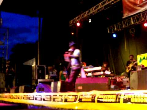 TINGA STEWART AT JAMAICA DAY TORONTO CANADA 2007