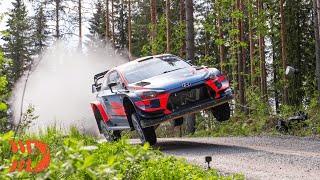 OTT TÄNAK - Finland WRC Testing 2020