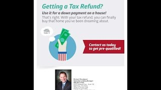 Filing taxes and buying a home  Warning your loan might not close on time  214.945.1066