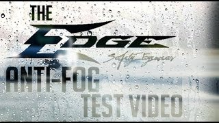 Edge Eyewear Vapor Shield Anti-Fog Technology