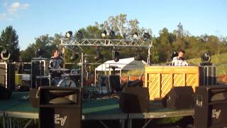 Twenty One Pilots - Holding on to You - Groove Street Fest 2011 - 9.24.2011