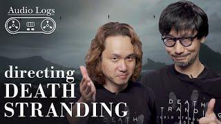 Hideo Kojima And Yoji Shinkawa Break Down A Key Death Stranding Scene   Audio Logs