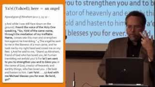 Jesus Christ and the Old Testament: Holy Trinity- Michael S. Heiser