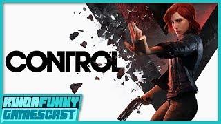 Control Preview Impressions - Kinda Funny Gamescast Ep. 215