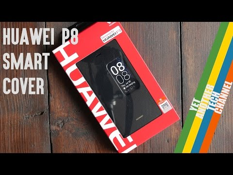 Huawei P8 Smart Cover Review