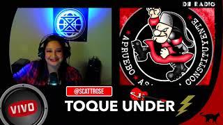 ¡Toque Under Capítulo 9! Por #DSRadio! www decimasinfonia cl