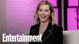 Ashley Tisdale On The Costars She'd Like To Work With Again | Entertainment Weekly