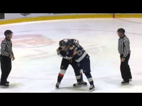 Redgie Bois vs Vincent Dunn