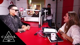 Daddy Yankee recibe tremenda sorpresa en México de Pedro Fernández y Natalia Jiménez (Interview)
