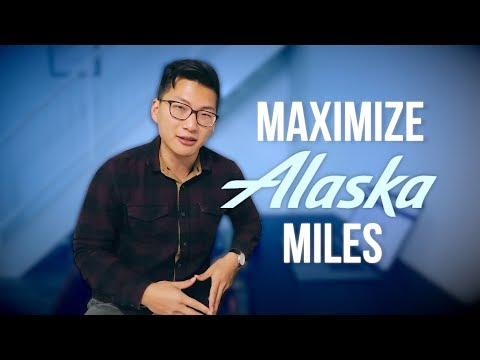 Alaska Airlines Mileage Plan | Full Guide | Credit Cards & Sweet Spots