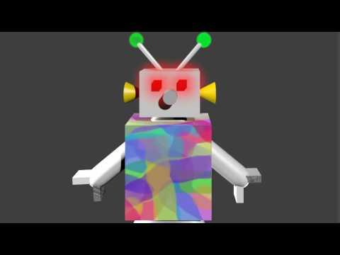 Robot Man by Jacob