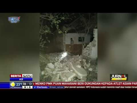 3 Orang Meninggal Dunia Akibat Gempa Bumi di Situbondo