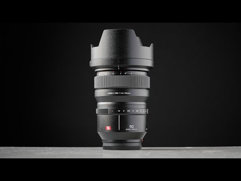 External Review Video 1sRrIhCFQe0 for Panasonic Lumix S Pro 50mm F1.4 Lens (S-X50)