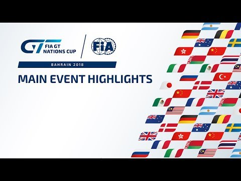 MAIN 45m HIGHLIGHTS - FIA NATIONS CUP 2018