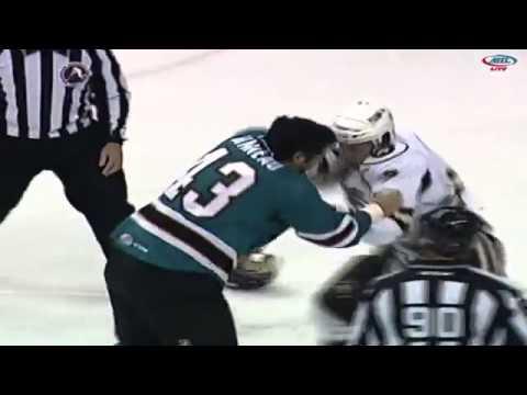 Steven Oleksy vs. Jimmy Bonneau