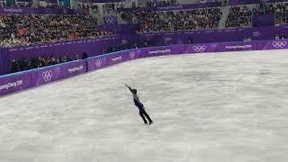 Full Live Shoma Uno 2018 Free Figure Skating Pyeong Chang Olympic 宇野昌磨 ピョンチャンオリンピック 現地映像 フリー 平昌奥林匹克