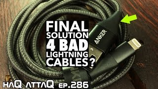 Trying to find The BEST LIGHTNING Cable │ Anker Powerline+ II - haQ attaQ 286