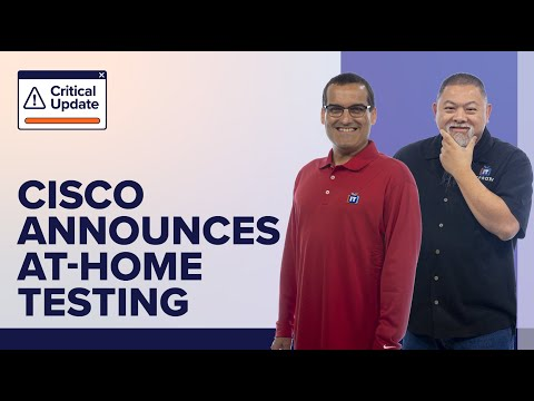 Cisco Announces HOME Certification Testing 4/15/2020 | Tips for ...