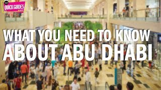 Ten Things To Know If Youre New To Abu Dhabi (2019)