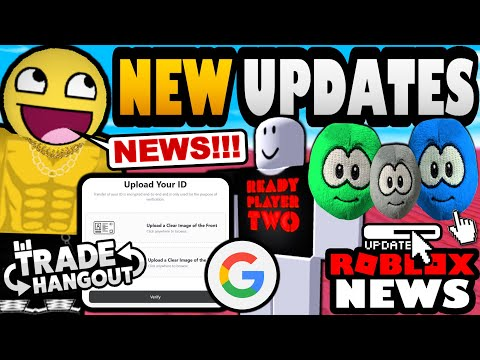 EPIC FACE BACK ON-SALE!? FREE ITEMS CONTENT DELETED? ROBLOX PLUSHIES! (ROBLOX NEWS)