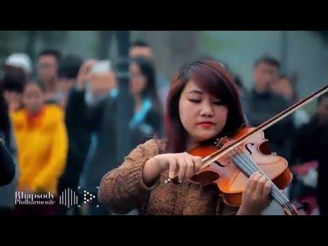 Hội tụ team Violin tại Hồ Gươm, Hà Nội (Thứ 6 ngày 13 tháng 5 năm 2016)