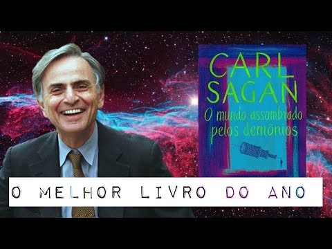 Carl Sagan e o que Aliens, Fake News e Bruxas têm em comum | O Mundo Assombrado pelos Demônios